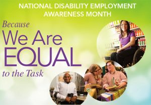 NDEAM empowers the people with disability.