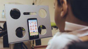 Sesame Phone: A Hands-Free Smartphone